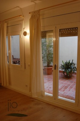 finestra terrassa